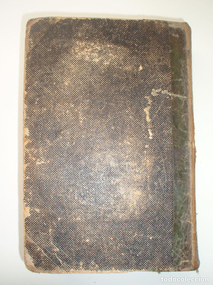 Libros antiguos: ANUARIO REPUBLICANO FEDERAL. J. CASTRO Y COMPAÑÍA. MADRID 1870. 2 TOMOS. - Foto 6 - 157215766