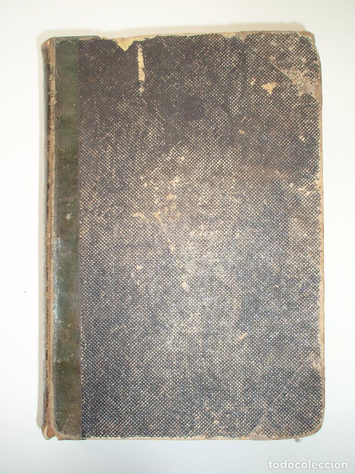 Libros antiguos: ANUARIO REPUBLICANO FEDERAL. J. CASTRO Y COMPAÑÍA. MADRID 1870. 2 TOMOS. - Foto 7 - 157215766