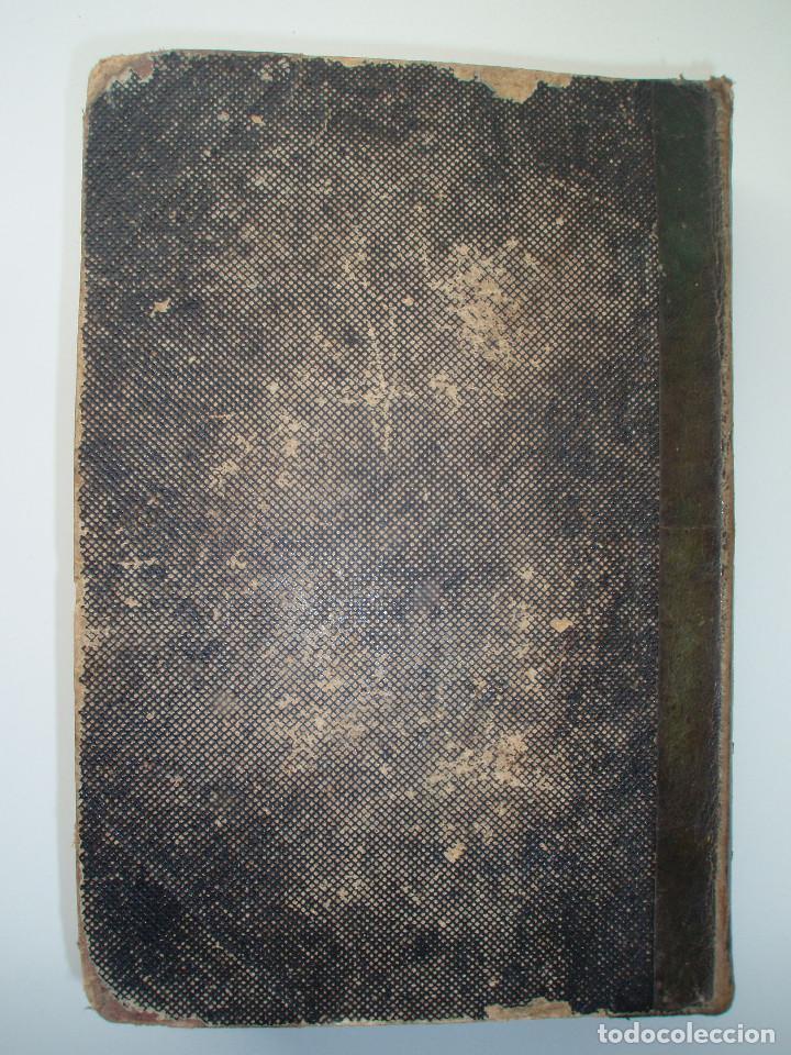 Libros antiguos: ANUARIO REPUBLICANO FEDERAL. J. CASTRO Y COMPAÑÍA. MADRID 1870. 2 TOMOS. - Foto 14 - 157215766