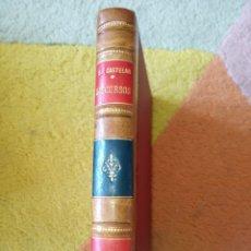 Libros antiguos: DISCURSOS POLÍTICOS Y LITERARIOS DR EMILIO CASTELAR. Lote 157825506