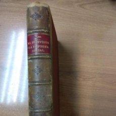 Libros antiguos: SANZ Y ESCARTÍN EL INDIVIDUO Y LA REFORMA SOCIAL MADRID, 1896. Lote 158612142