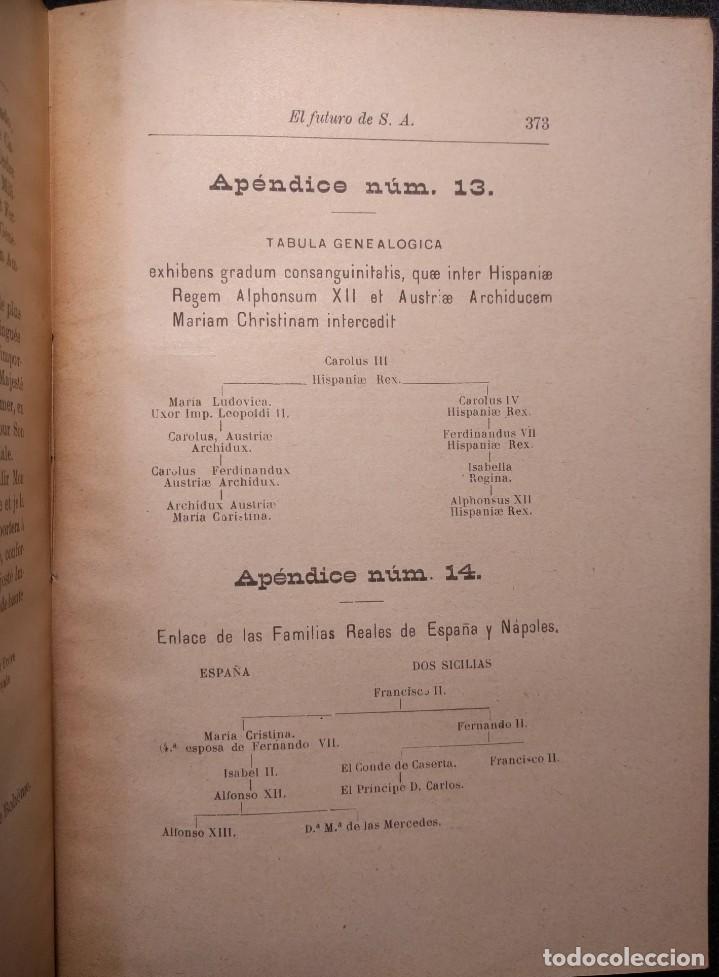Libros antiguos: Conflicto de obreros y empleados de las compañías de ferrocarriles. 1912. - Foto 4 - 158934242