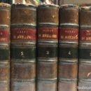 Libros antiguos: OBRAS DE GASPAR MELCHOR DE JOVELLANOS. 5 TOMOS. MADRID: F. DE P. MELLADO, 1845. COMPLETO.. Lote 160692366