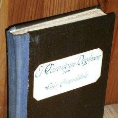 Libros antiguos: EL OCASO DE UN RÉGIMEN POR LUIS ARAQUISTAIN DE ED. ESPAÑA EN MADRID 1930. Lote 162604330