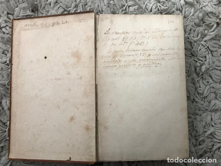 Libros antiguos: Retratos Políticos de la Revolución de España. Carlos Le Brun. 1826. Filadelfia - Foto 2 - 163801938