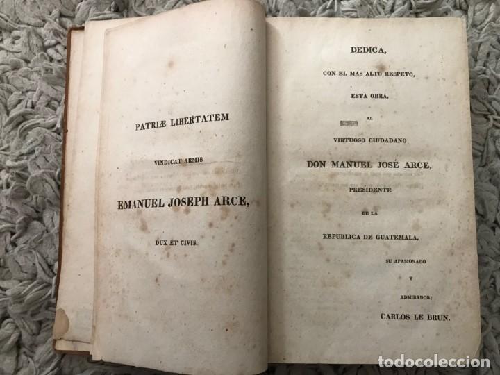 Libros antiguos: Retratos Políticos de la Revolución de España. Carlos Le Brun. 1826. Filadelfia - Foto 5 - 163801938