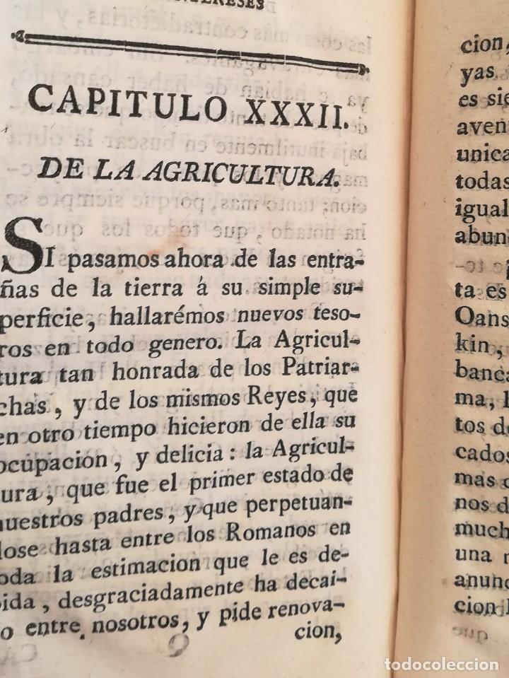 Libros antiguos: ANTIGUO LIBRO SIGLO XVIII,VERDADEROS INTERESES DE LA PATRIA,AÑO 1785,MILITAR,GUERRAS,MINAS ORO-PLATA - Foto 6 - 163969790