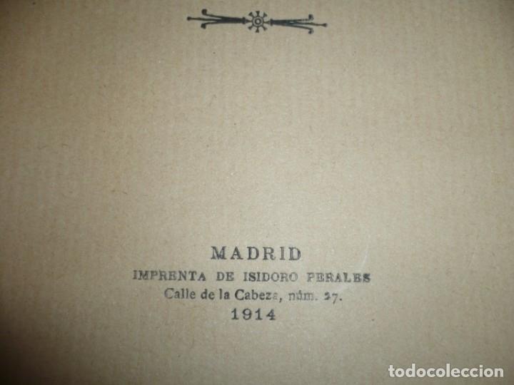 Libros antiguos: LA CRISIS DE NUESTRO PARLAMENTARISMO JOAQUIN SANCHEZ DE TOCA 1914 MADRID - Foto 5 - 166851138