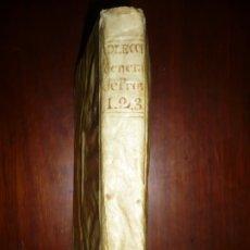 Libros antiguos: 3 PROVIDENCIAS DEL GOBIERNO ESPAÑOL POR REAL DECRETO CONTRA LOS JESUITAS1767 -69 MADRID. Lote 175228915