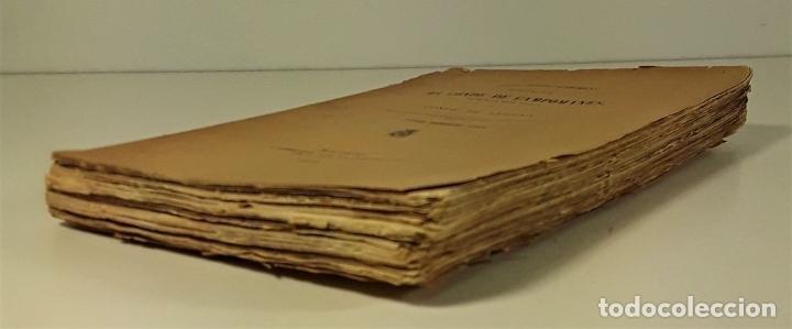 Libros antiguos: CARTAS POLÍTICO-ECONÓMICAS ESCRITAS POR EL CONDE DE CAMPOMANES, AL CONDE DE LERENA. - Foto 2 - 175775278