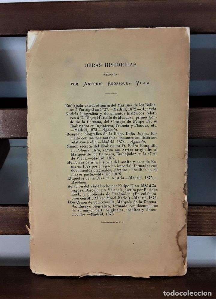 Libros antiguos: CARTAS POLÍTICO-ECONÓMICAS ESCRITAS POR EL CONDE DE CAMPOMANES, AL CONDE DE LERENA. - Foto 8 - 175775278