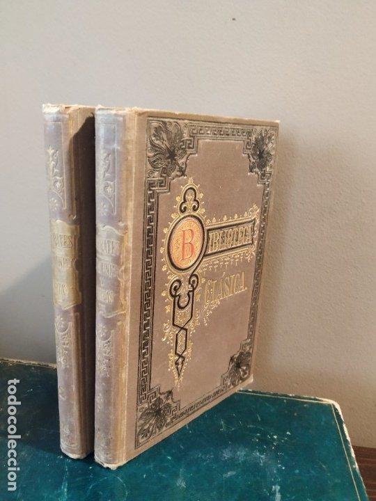 ISÓCRATES ORACIONES POLÍTICAS Y FORENSES TOMOS I Y II. 1891 (Libros Antiguos, Raros y Curiosos - Pensamiento - Política)