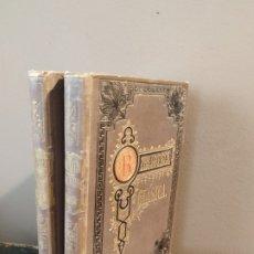 Livros antigos: ISÓCRATES ORACIONES POLÍTICAS Y FORENSES TOMOS I Y II. 1891. Lote 176489135