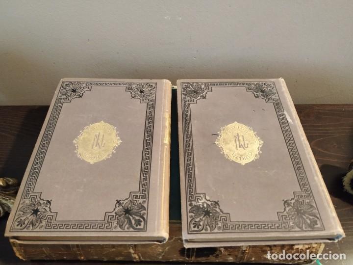 Libros antiguos: ISÓCRATES ORACIONES POLÍTICAS Y FORENSES TOMOS I y II. 1891 - Foto 6 - 176489135