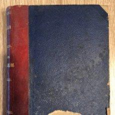 Libros antiguos: DISCURSOS PARLAMENTARIOS. EMILIO CASTELAR. TOMO I. 3ª EDICION. MADRID, 1877. PAGS: 234. Lote 176862919
