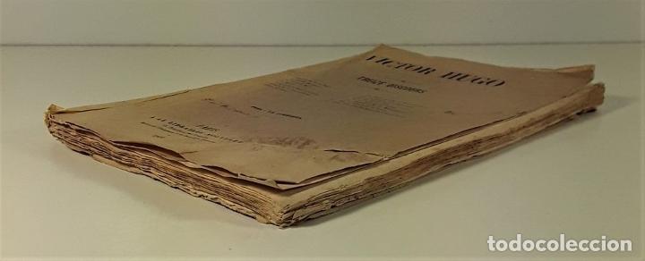 Libros antiguos: VICTOR HUGO. TREIZE DISCOURS. LIBRAIRIE NOUVELLE. PARÍS. 1851. - Foto 2 - 178035247