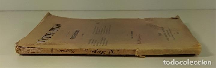 VICTOR HUGO. TREIZE DISCOURS. LIBRAIRIE NOUVELLE. PARÍS. 1851. (Libros Antiguos, Raros y Curiosos - Pensamiento - Política)