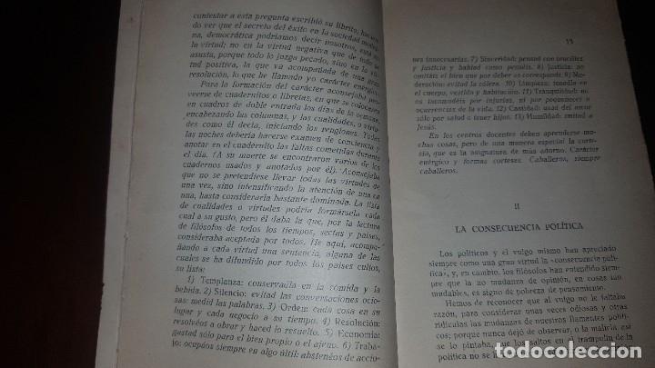 Libros antiguos: En torno al Estado Futuro (Divagaciones) - 1936 - Foto 13 - 178737570