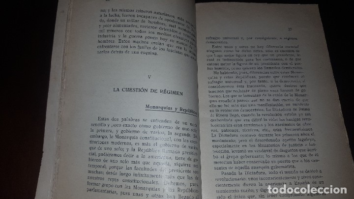 Libros antiguos: En torno al Estado Futuro (Divagaciones) - 1936 - Foto 6 - 178737570