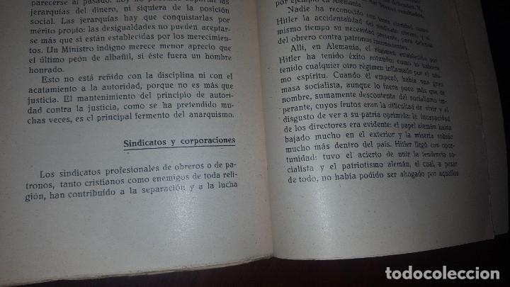 Libros antiguos: En torno al Estado Futuro (Divagaciones) - 1936 - Foto 8 - 178737570