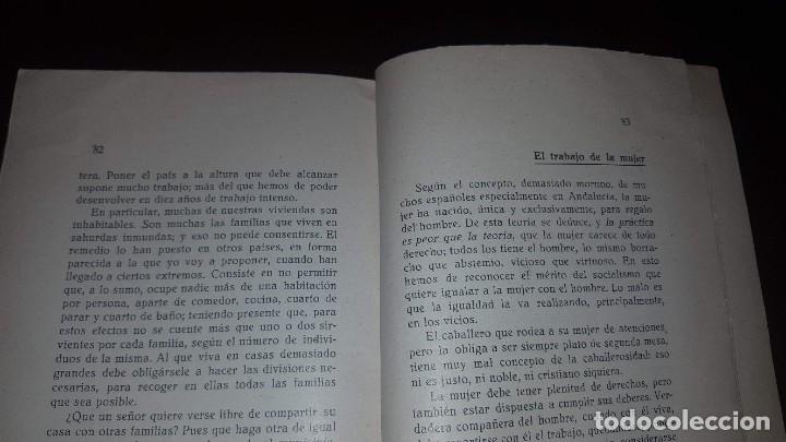 Libros antiguos: En torno al Estado Futuro (Divagaciones) - 1936 - Foto 9 - 178737570