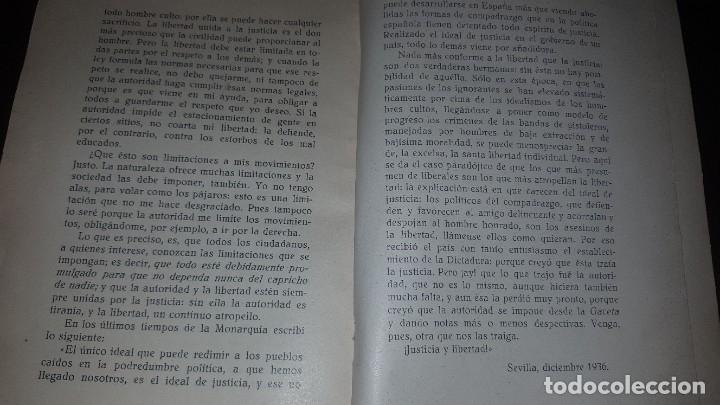 Libros antiguos: En torno al Estado Futuro (Divagaciones) - 1936 - Foto 10 - 178737570