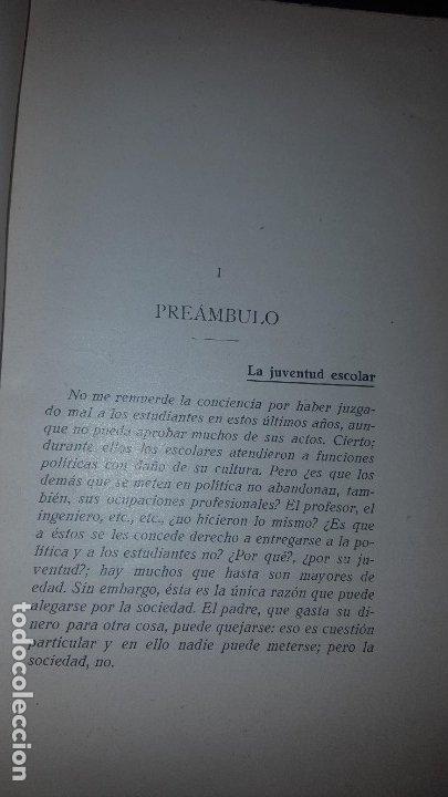 Libros antiguos: En torno al Estado Futuro (Divagaciones) - 1936 - Foto 3 - 178737570