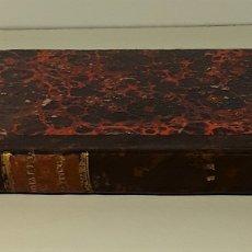 Libros antiguos: VARIOS TITULOS ENCUADERNADOS. IV EN I TOMO. VARIOS AUTORES. MADRID. 1847/1859.. Lote 178852136