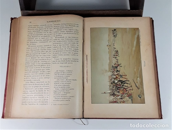 Libros antiguos: HISTORIA DEL PARTIDO REPUBLICANO ESPAÑOL. TOMOS I Y II. MADRID. 1892/93. - Foto 5 - 178857681