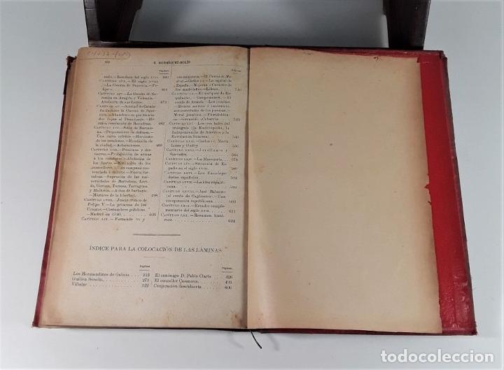 Libros antiguos: HISTORIA DEL PARTIDO REPUBLICANO ESPAÑOL. TOMOS I Y II. MADRID. 1892/93. - Foto 6 - 178857681