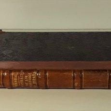 Libros antiguos: ESTUDIOS POLÍTICOS DE LOS PARTIDOS EN ESPAÑA. A. BORREGO. EDIT. A. SANTA COLOMA. MADRID. 1855.. Lote 179252287