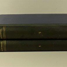 Libros antiguos: LAS GRANDES CONMOCIONES POLÍTICAS DEL SIGLO XIX EN ESPAÑA. 2 TOMOS. EDIT. SEGUÍ. BARCELONA.. Lote 180477805