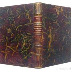 Libros antiguos: 1931 - PABLO IGLESIAS POSSE, FUNDADOR DEL PSOE - BIOGRAFÍA - POLÍTICA - LÁMINAS - PLENA PIEL DE LUJO. Lote 182366980