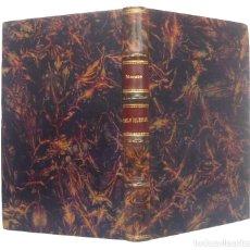 Libros antiguos: 1930 - RARO - ENGELS, LENIN, JAURÈS, STALIN, MARXISMO, SOCIALISMO, DOCUMENTOS POLÍTICOS - PLENA PIEL. Lote 182368076