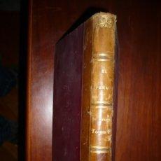 Libros antiguos: EL REPARADOR O CONTINUACION DE LA VOZ DE LA RELIGION EPOCA SEGUNDA 1843 MADRID TOMO I . Lote 182647288