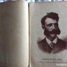 Libros antiguos: A SITUAÇÃO DO PAIZ, ABALOS DA SOCIEDADE PORTUGUEZA POR JOAQUIM SILVANO, FILHO, 1895. FIRMADO. RARO. Lote 182796465