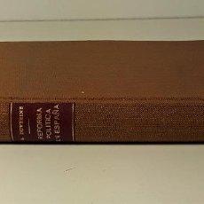 Libros antiguos: CUADRO HISTORICO DE LOS ABUSOS Y ESPIRITU DE REFORMA POLÍTICA EN ESPAÑA. 1840.. Lote 183901743