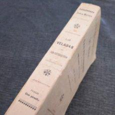 Libros antiguos: LAS VELADAS DE SAN PETERSBURGO (1909) - JOSE DE MAISTRE. Lote 186158852