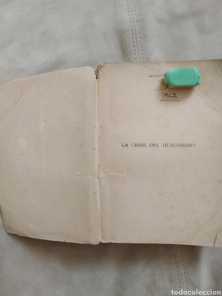 Libros antiguos: LA CRISIS DEL HUMANISMO. RAMIRO DE MAEZTU. AÑOS 20 - Foto 2 - 186213867