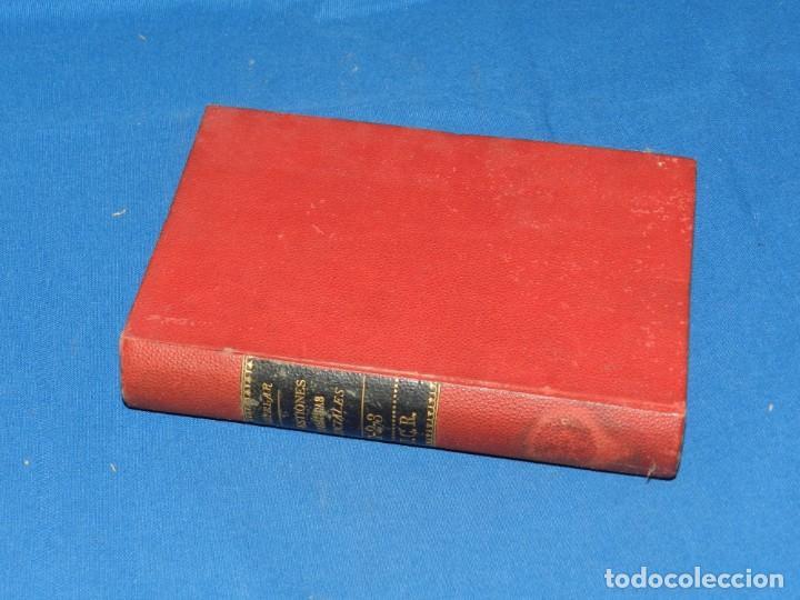 Libros antiguos: (MF) EMILIO CASTELAR - CUESTIONES POLITICAS Y SOCIALES ( 3 TOMOS ), MADRID 1870 - Foto 4 - 188492807