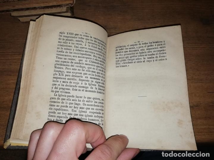 Libros antiguos: RARO EJEMPLAR FOLLETOS POLÍTICOS : LA DEMOCRACIA,COMUNISMO, SOCIALISMO DE EUGENIO GARCÍA.... - Foto 5 - 190778570