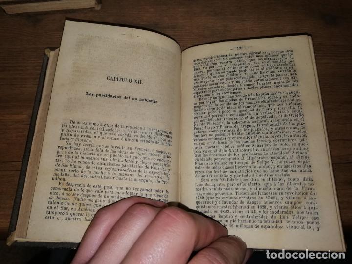 Libros antiguos: RARO EJEMPLAR FOLLETOS POLÍTICOS : LA DEMOCRACIA,COMUNISMO, SOCIALISMO DE EUGENIO GARCÍA.... - Foto 9 - 190778570