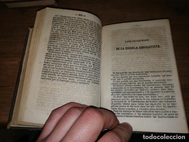 Libros antiguos: RARO EJEMPLAR FOLLETOS POLÍTICOS : LA DEMOCRACIA,COMUNISMO, SOCIALISMO DE EUGENIO GARCÍA.... - Foto 10 - 190778570