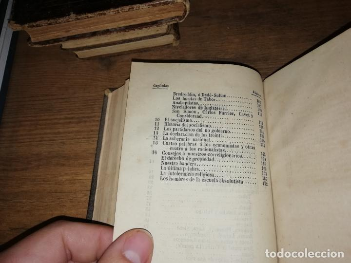 Libros antiguos: RARO EJEMPLAR FOLLETOS POLÍTICOS : LA DEMOCRACIA,COMUNISMO, SOCIALISMO DE EUGENIO GARCÍA.... - Foto 12 - 190778570
