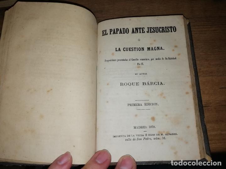 Libros antiguos: RARO EJEMPLAR FOLLETOS POLÍTICOS : LA DEMOCRACIA,COMUNISMO, SOCIALISMO DE EUGENIO GARCÍA.... - Foto 13 - 190778570