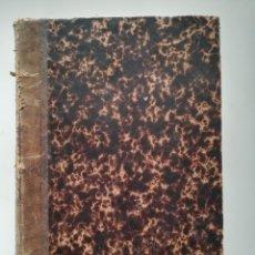 Libros antiguos: EL ÚLTIMO BORBON. HISTORIA DRAMÁTICA DE ISABEL II ,DESDE SUS PRIMEROS AÑOS HASTA SU CAIDA DEL TRONO.. Lote 191047003