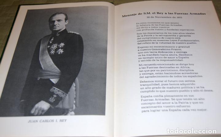 Libros antiguos: Mis conversaciones con los generales. Veinte entrevistas con altos mandos del Ejército y la Armada. - Foto 4 - 191155702