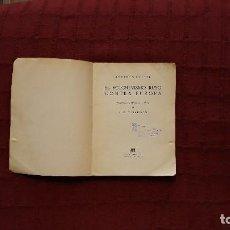 Libros antiguos: EL BOLCHEVISMO RUSO CONTRA EUROPA - ROBERTO SUSTER. Lote 191528551