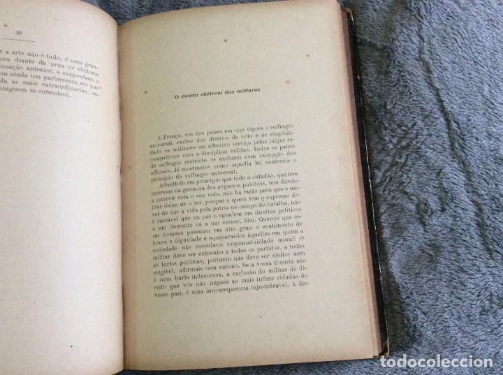 Libros antiguos: Elecciones y parlamentos en Europa / Henrique Baptista. Año 1903, 1.ª edición. Escaso. Envio grátis - Foto 8 - 194110321
