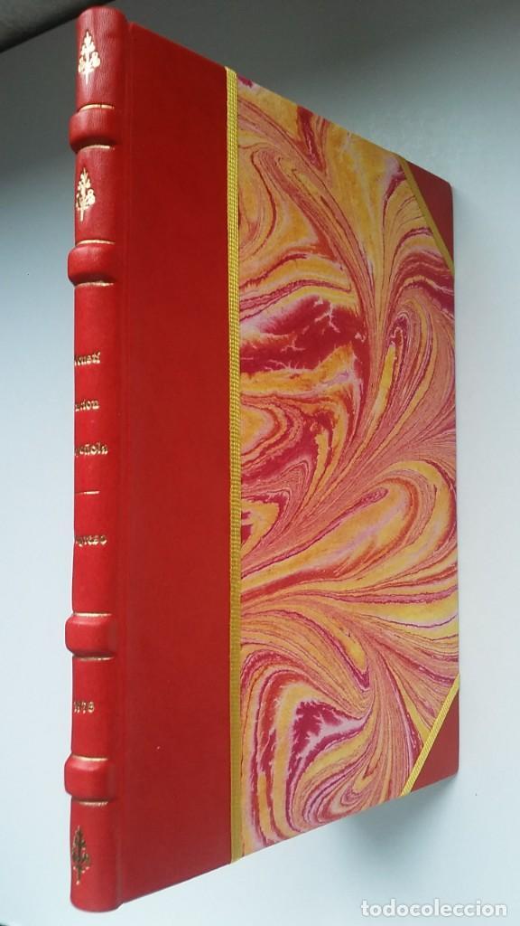 Libros antiguos: Constitución Española 1978 [Facsímil]/ Congreso de los Diputados; Senado ¡Encuadernación artesanal! - Foto 12 - 194154456